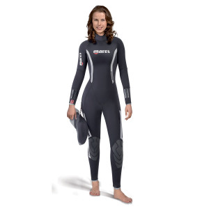 Combinaison PIONEER She Dives MARES 5mm Dame 2016