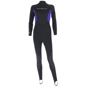 Combinaison SKIN SUIT AQUALUNG Dame 0,5mm