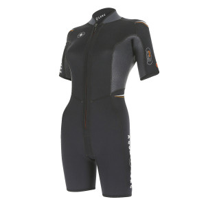 Shorty DIVE REVERSIBLE AQUALUNG 4mm Dame