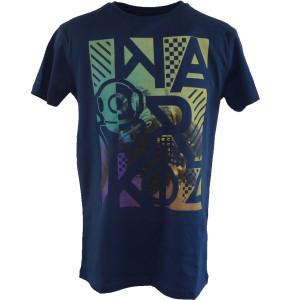 T-Shirt DIVER MARINE NARKOZ Bleu
