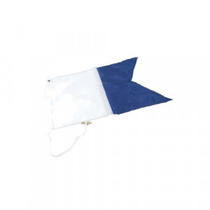 Pavillon Diving Flag PLASTIMO 30x45