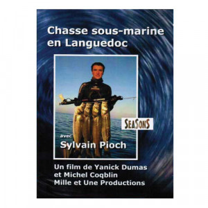 Film DVD Chasse Sous Marine en Languedoc