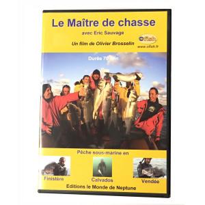 Film DVD Le Maître de chasse