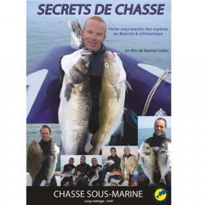 Film DVD Secret de chasse
