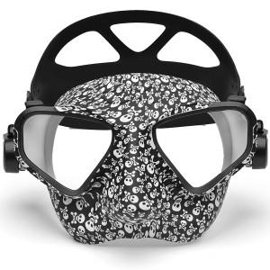 Masque FALCON C4 Pirate