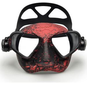 Masque FALCON C4 Rouge