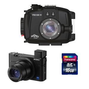 Pack FANTASEA Sony RX100 V