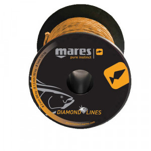 Bobine fil MARES Diamond Lines DYNEEMA 1mm 100m