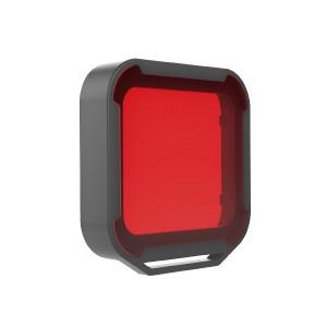 Filtre Rouge PolarPro pour Hero 5 caisson 60m