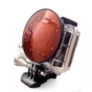 Filtre Rouge SRP the DOME Gopro 3, 3+ et 4