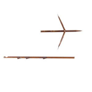 Flèche DEVOTO ∅6.5mm Double ardillons à Ergots