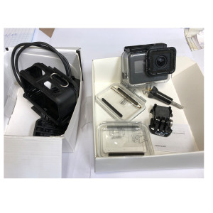 Caméra Gopro HERO 5 Black + caisson 60m test OCCASION ( 5 plongées )