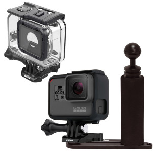 Pack Caméra Gopro HERO 5 Complet + ARM GP TRAY