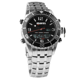 Montre MISSION DIGITAL CHRONO MARES
