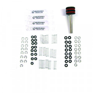 Kit d'entretien boutons pour caissons Compact, SLR IKELITE 6201.01