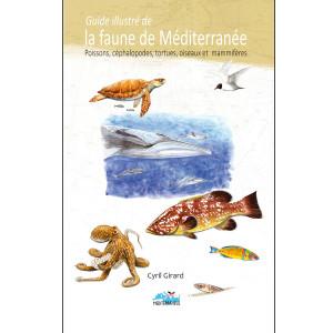 Livre Guide de la faune de Méditerranée
