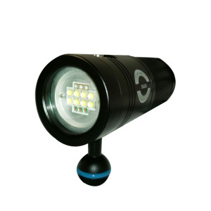 Lampe SQUID VIDEO OCEAMA 5600 lumens