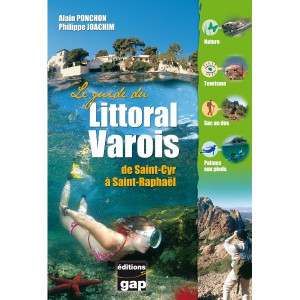 Livre Le Guide Du Littoral Varois