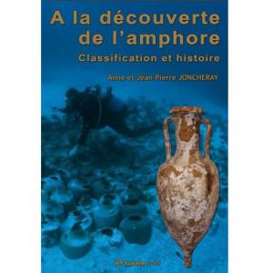 Livre A la découverte de l'amphore TURTLE PROD