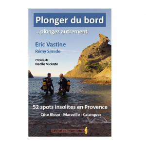 Livre PLONGER DU BORD Edition Hippocampe