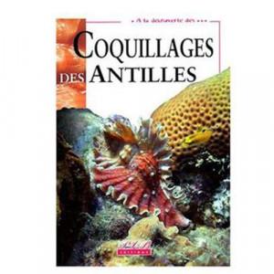 Livre A la découverte des Coquillages des Antilles