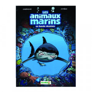 Livre BD Les Animaux Marins Tome 1 BAMBOO EDITIONS