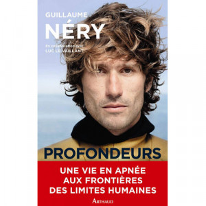 Livre PROFONDEURS Guillaume NERY ARTHAUD
