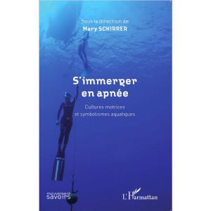 Livre S'immerger en Apnée L'HARMATTAN