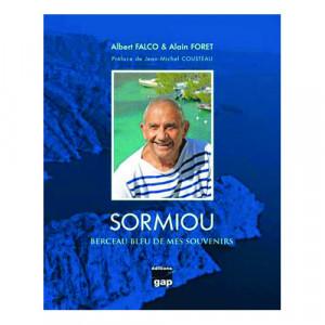 Livre SORMIOU Berceau bleu de mes souvenirs GAP EDITIONS