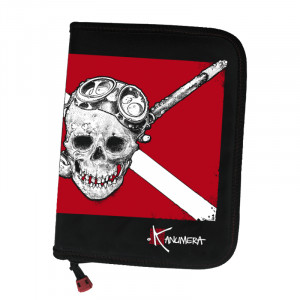 LogBook KANUMERA Le Drapeau Pirate