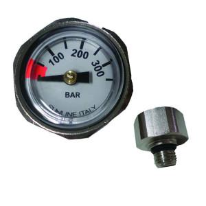 Mini manomètre bouton PALANQUEE OXY