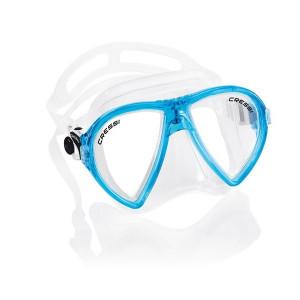 Masque OCEAN CRESSI Clear Turquoise