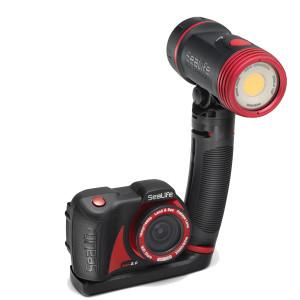 Kit lampe photo vidéo MICRO 2 PRO 2500 SET SEALIFE