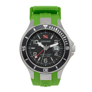 Montre TRAVELLER DUAL TIME CRESSI