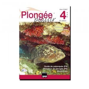 Livre Plongée Plaisir NIVEAU 4 GAP EDITIONS