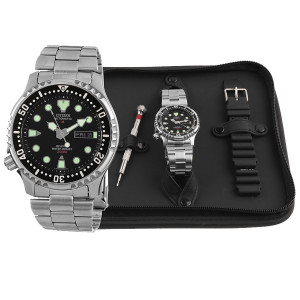 Montre CITIZEN Pro Master SET NY0040-09EEM