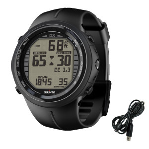 Ordinateur DX BLACK SUUNTO