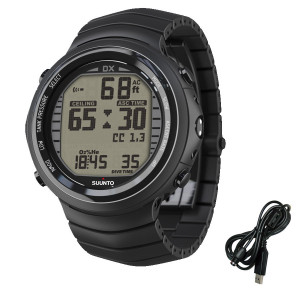 Ordinateur DX BLACK SUUNTO Titanium