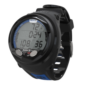 Montre Ordinateur i300C AQUALUNG Bleu