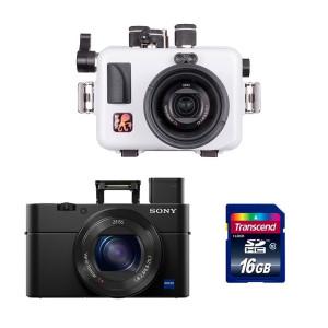 Pack IKELITE Sony RX100 IV