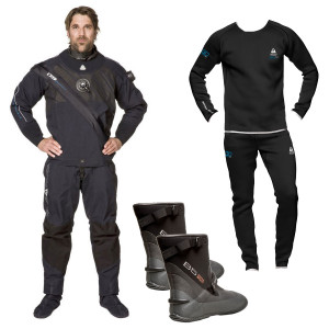 Pack Combinaison D9 BREATHABLE WATERPROOF Homme