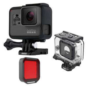 Pack Caméra Gopro HERO 5 Black Complet