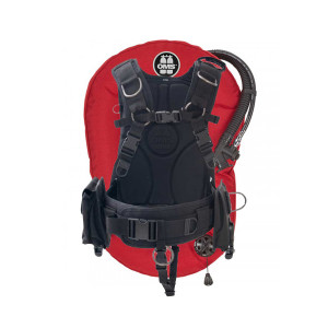Pack IQ LITE CB PERFORMANCE 14.5L 32Lbs OMS Rouge S