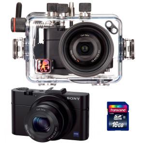 Pack IKELITE Sony RX100 II