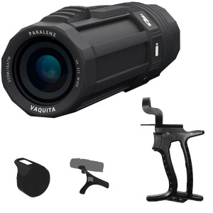 Camera VAQUITA PARALENZ + Poignée + Protection + Fixation masque