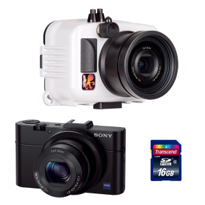Pack IKELITE Action Sony RX100 II