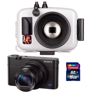 Pack IKELITE Action Sony RX100 III