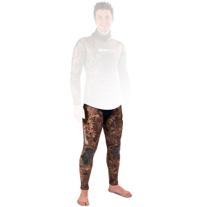 Pantalon Instinct CAMO BROWN MARES 5mm Taille Basse