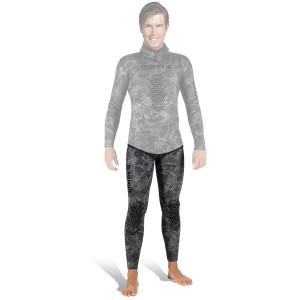 Pantalon EXPLORER CAMO Black MARES 5mm Taille Basse