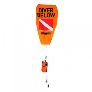 Parachute d'ancrage SAFETY STOP ANCHOR MARES